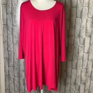 Susan Graver tunic length top